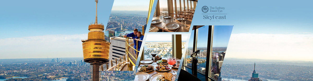 VIP experience with The Sydney Tower Eye